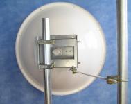 Jirous JRC-32 MIMO parabola antenna 5GHz 32dBi