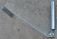 Antenna konzol cserép alá 25 cm