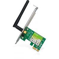 TP-Link TL-WN781ND 150Mbit 802.11b/g/n PCI Express kártya