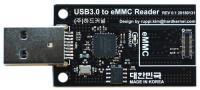 HARDKERNEL USB3.0 to eMMC Reader