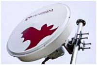 Jirous JRMC-900-17Ra 17 GHz 41.4dBi parabola antenna