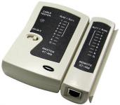 Kábel teszter F/UTP RJ45+RJ11