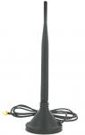MaxLink dipol omni antenna 2.4GHz 5dBi mágnestalpas