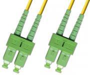 Optikai patch SC/A-SC/A SM duplex 2m
