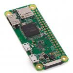 Raspberry Pi Zero W alaplap