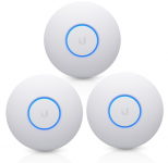 UAP-nanoHD-3 UniFi Access Point, nanoHD, 3-as csomag
