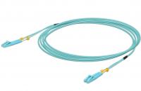 Ubiquiti optikai patch LC-LC MM OM3, duplex, 1 méter