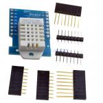 Wemos D1 Mini DHT22 Temp Humidity sensor board