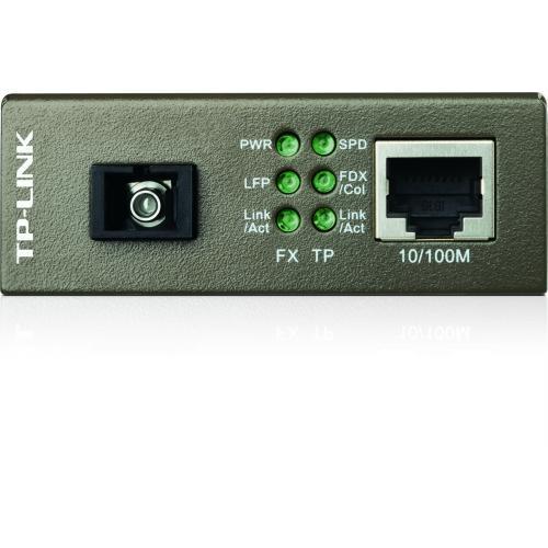 TP-Link MC111CS 100Mbps WDM médiakonverter (SM)