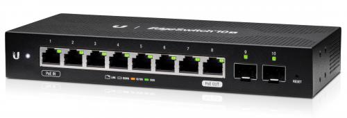 EdgeSwitch 10X 10 portos switch