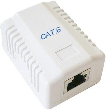 FTP fali aljzat CAT.6