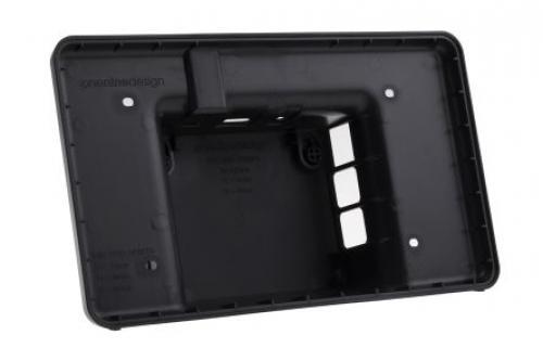 """Raspberry Pi Premium Case RBI Pi 7"""" Touch Screen ház kijelzőhoz"""