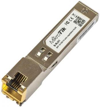 RJ45 SFP 10/100/1000Mbit réz modul