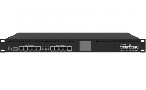 RouterBOARD 3011UiAS-RM router 1U rack