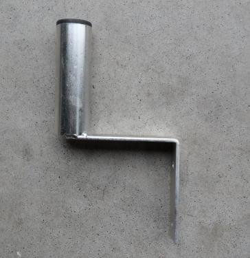 Stefino kis falikonzol, Z alakú