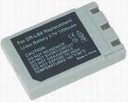 Minolta DR-LB4 utángyártott NP-500/600  akku Szállítás 600,- Ft