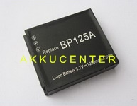 Samsung  IA-BP125A  utángyártott akku Szállítási díj 600,- Ft