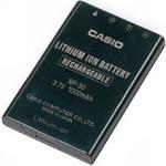 Casio NP-30 utángyártott akkumulátor Szállítási díj 600,- Ft