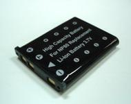 Casio NP-80 utángyártott akku akkumulátor Szállítási díj 600,- Ft