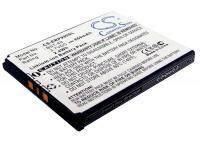 Sony-Ericsson BST-40 utángyártott akku. Posta díj 600 Ft