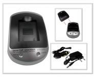 Casio NP-20 DTC-5101 akkutöltő töltő