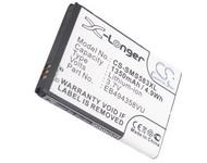 Samsung SMS583XL EB494358VU utángyártott akku. Posta díj 600 Ft