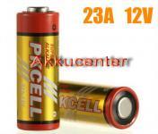 PK-CELL 23A 12V alkáli elem K23A A23