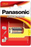 Panasonic CR-123 CR123 elem, nem tölthető.