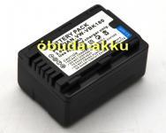 Panasonic  DMW-VBK180 utángyártott akku 1800 mAh