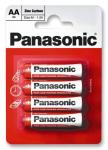 Panasonic RED 4 db AA ceruza elem  Posta 600 Ft