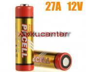 PK-CELL 27A 12V alkáli elem MN27, A27