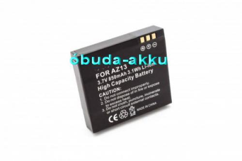 Xiaomi Yi AZ13-1 AZ131 akku 850 mAh