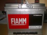 FIAMM akkumulátor 44A
