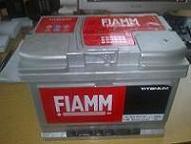 FIAMM akkumulátor 55Ah