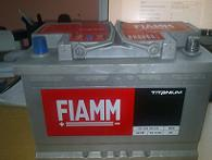 FIAMM akkumulátor 74Ah