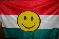 Smile magyar zászló