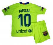 2018-19 Barcelona Messi váltó mezgarnitúra