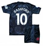 2019/20-as Manchester United idegenbeli mezgarnitúra Rashford felirattal