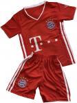 2020/21 Bayern hazai mezgarnitúra Lewandowski felirattal