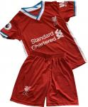 2020/21 Liverpool hazai mezgarnitúra  Salah felirattal