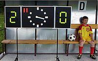 Futball Classic eredményjelző