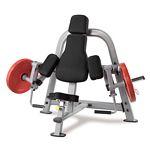 Izolált bicepsz gép Steelflex PlateLoad line PLBC