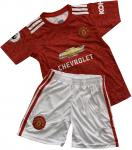 2020/21 Manchester United gyermek mezgarnitúra Pogba felirattal