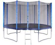 426 cm trambulin szett létrával