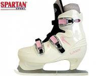 Spartan Lady jégkorcsolya