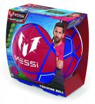 Messi profi edzőlabda