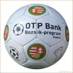 MLSZ Bozsik bőr futball labda