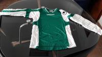 Uhlsport CUP kapusmez protektoros  zöld