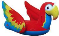 Bestway Felfújható papagáj Peppy, fogantyúval, 230cmx180 cm