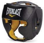 Everlast professzionális bőr fejvédő